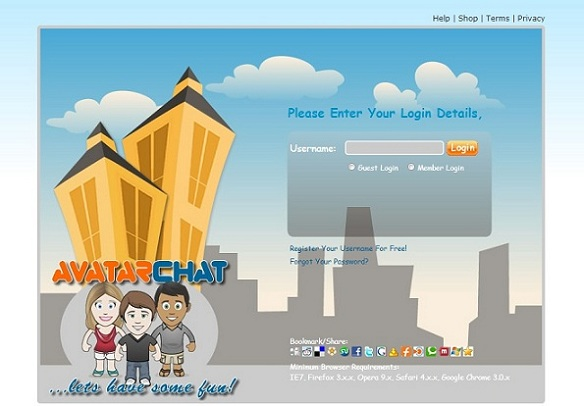 avatar-chat-sanallica-clone-scripti