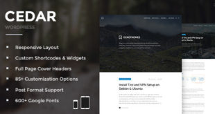 cedar-wordpress-blog-temasi-indir