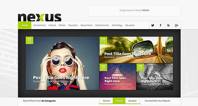 nexus-wordpress-temasi