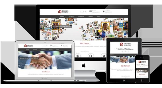 WordPress Ücretsiz Nakliyat Teması